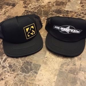 01815224 TrailMaster Accessories - Jeep Trucker Hats! TrailMaster and Rubicon Express